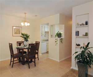 Ashborough Luxury Garden Apartments Floor Plan